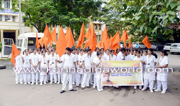 Abvp_Protest_Police_5