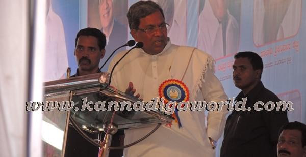 C.M. Siddaramayya_ inaugurates_ Gurupeeta (28)