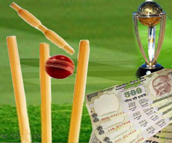 Cricket-betting