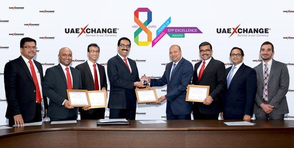Deutsche Bank and UAE Exchange
