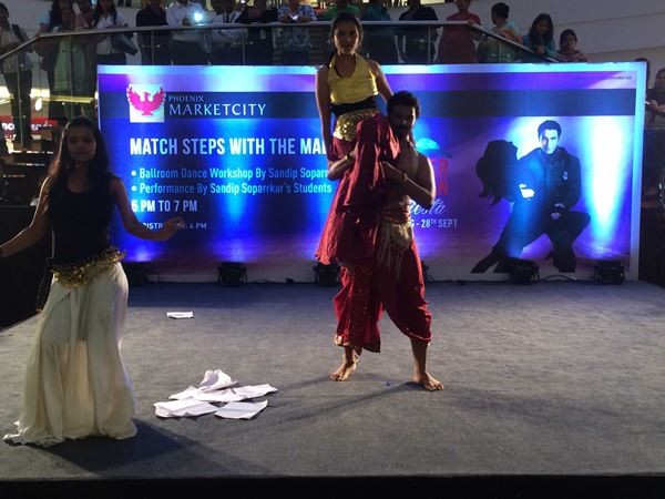 Sandip Soparrkar celebrates _Sept 23_2014_014