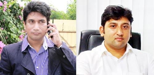 Satish Reddy and Ganesh Mandhare