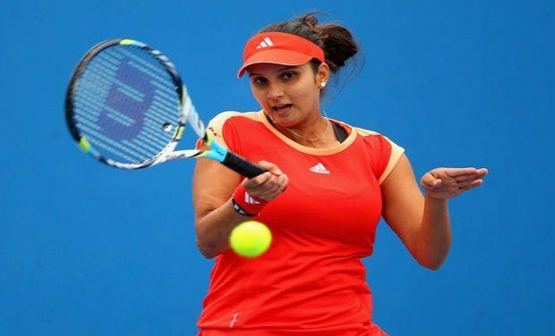 Tennis player Sania