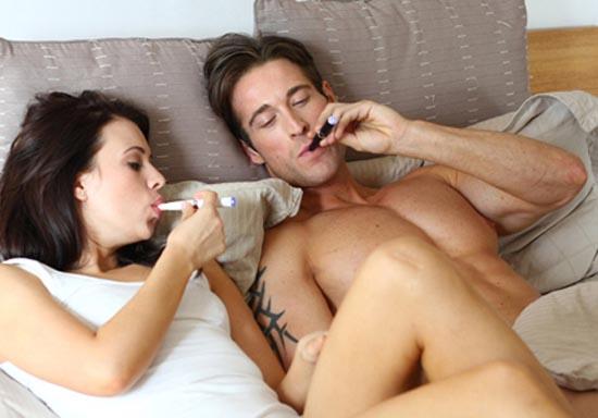 Young e-cig users crave regular cigarettes