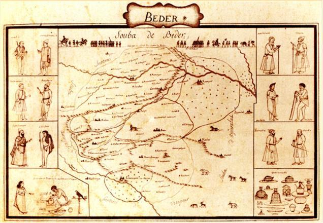 map_Bidar