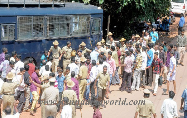 Bantwal_Student_Protest_2