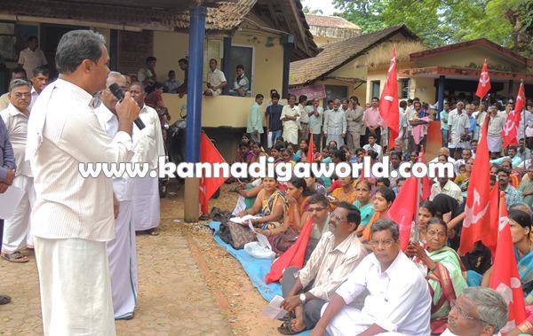 Kundapura_CITU_Protest