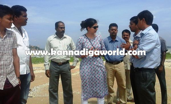 Kundapura_assistant commissioner_visit_Gangolli