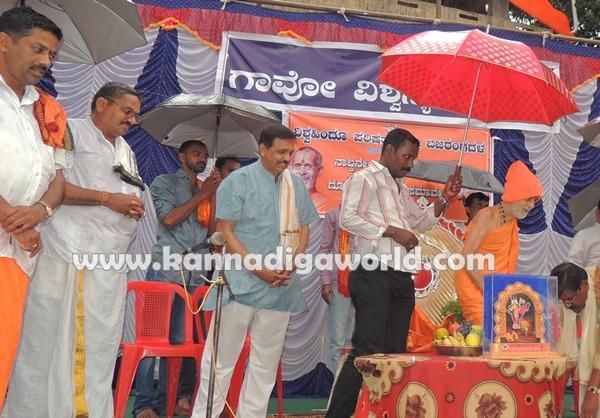 Pejavara Shri_ visit_Koteshwara (2)
