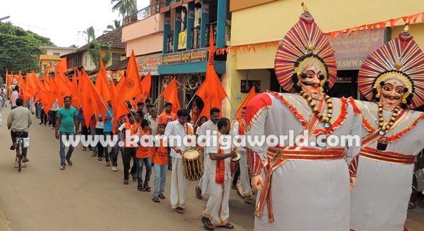 Pejavara Shri_ visit_Koteshwara (3)