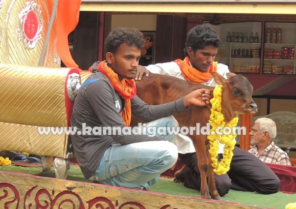 Pejavara Shri_ visit_Koteshwara (5)
