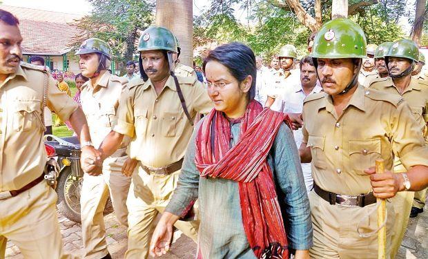 Rashmi V Mahesh IAS Officer