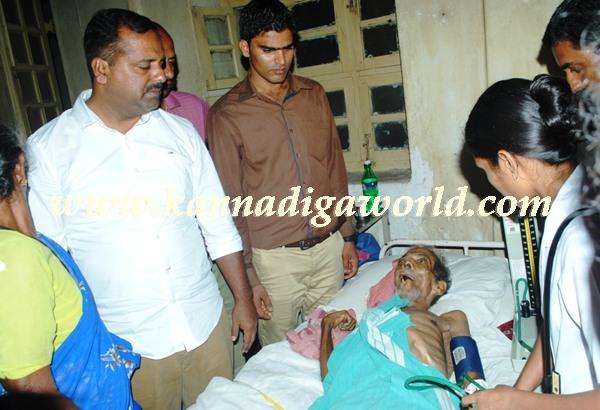 U.T. Khadar visit-Kundapur Govt_hospital