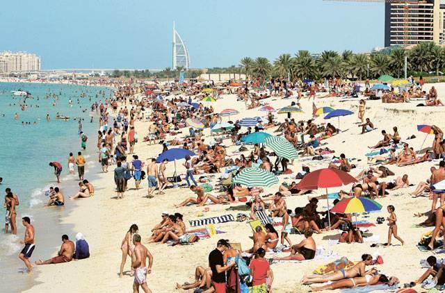 Public Beach Dubai The Best Beaches In World