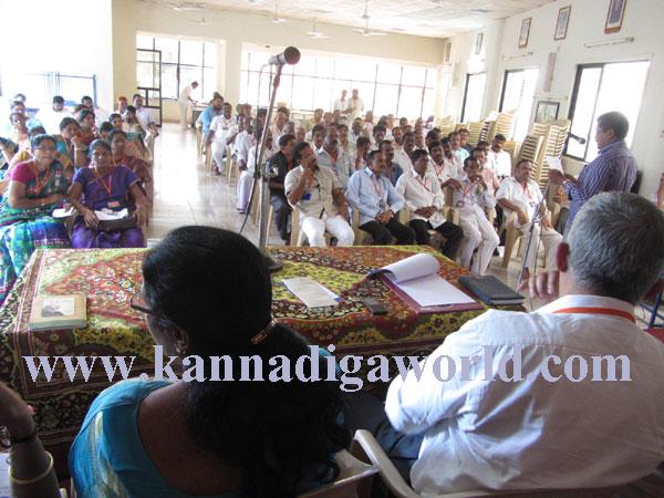 ಬಿಜೆಪಿ ದ.ಕ ಜಿಲ್ಲಾ ಕಾರ್ಯಕಾರಿಣಿ ಸಭೆ.