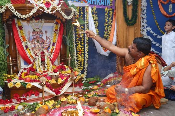 ವಿಜೃಂಭಣೆಯಿಂದ ನಡೆದ5 ನೇ ವಿಶ್ವಕರ್ಮ ಪೂಜಾ ಮಹೋತ್ಸವ.
