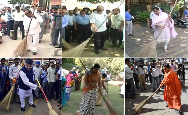 ministers_clean_india