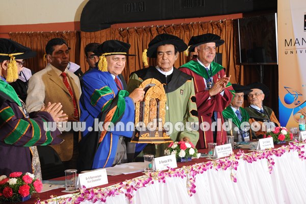 Manipal: Your journey in life begins with the convocation: SriLanka Prime Minister D.M. Jayaratne