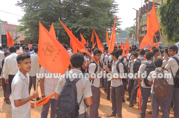 Kundapura_ Nandita Case_Protest (7)