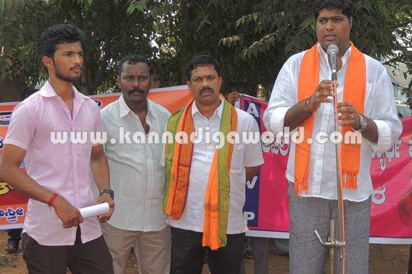 Kundapura_ Nandita Case_Protest (9)