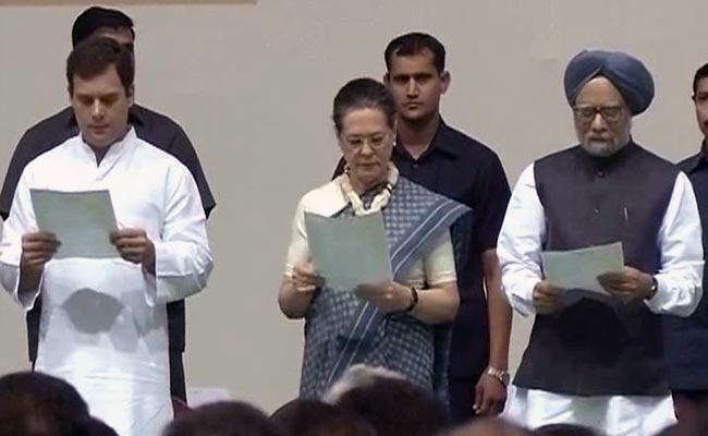 Rahul_Gandhi_Sonia_Gandhi_Manmohan_pledge650