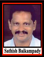 Sathish_Baikamady_arest1
