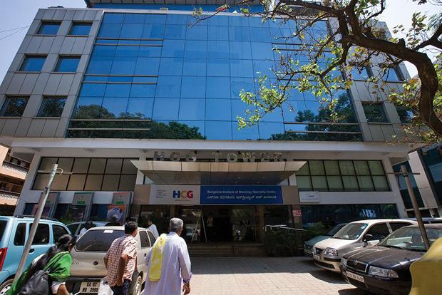 hcg cancer hospital bengaluru
