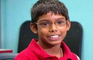 Reuben Paul an 8-year-old CEO and cyber security expert.