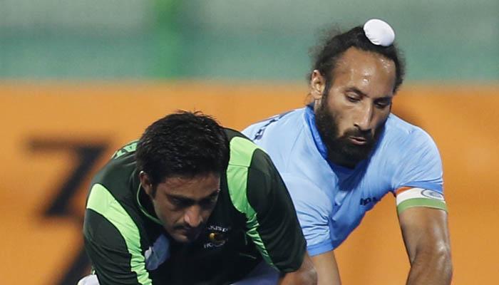 Sardar Singh, Shafqat Rasool