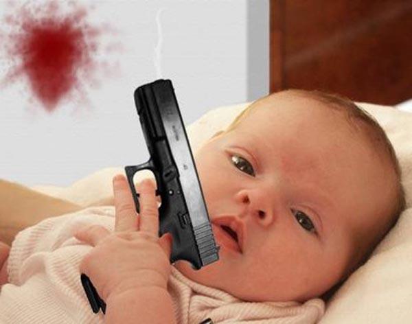 Baby-gun
