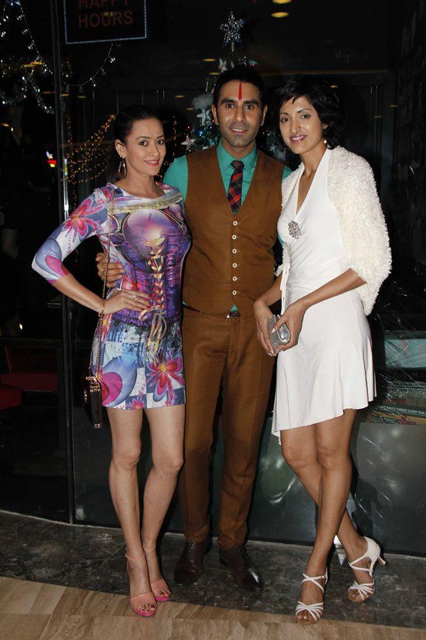 Neetu Chandra and Rohit Verma-Dece 23- 2014_005