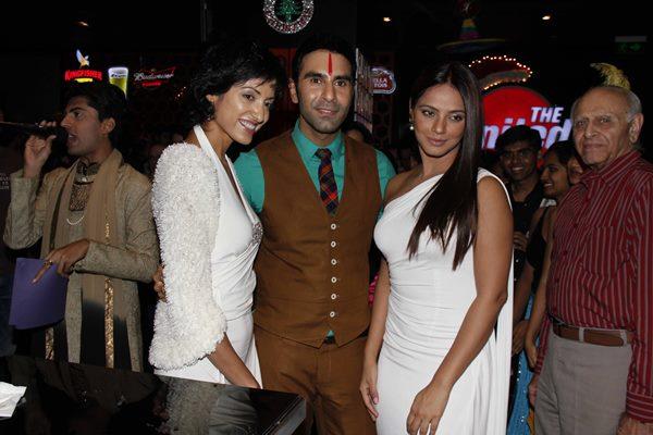 Neetu Chandra and Rohit Verma-Dece 23- 2014_008