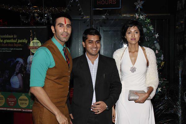 Neetu Chandra and Rohit Verma-Dece 23- 2014_016