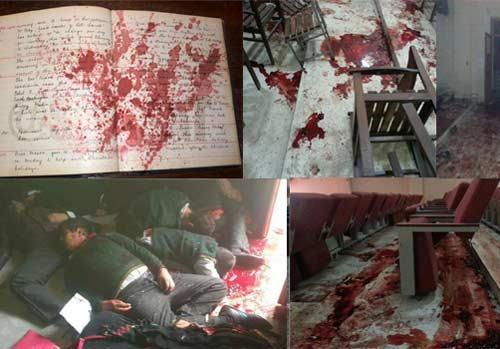 Peshawarr-attack