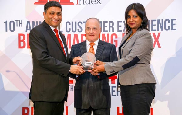 UAE Exchange Customer Service Award