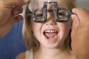 Vision-check-Children