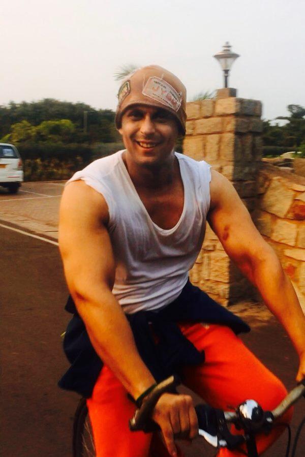 Actor Vikram Singh-Jan 7- 2015_004