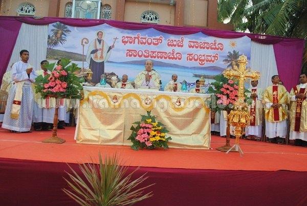 Canonization _ St Joseph Vaz_ Celebration (20)