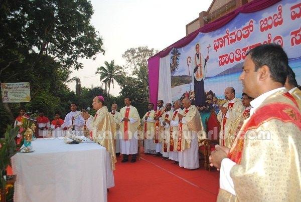Canonization _ St Joseph Vaz_ Celebration (26)
