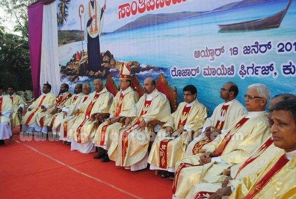 Canonization _ St Joseph Vaz_ Celebration (27)