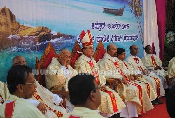 Canonization _ St Joseph Vaz_ Celebration (30)