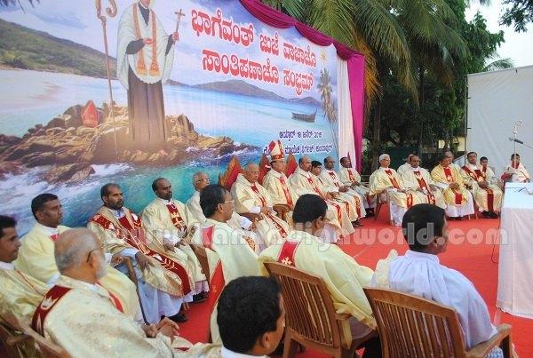 Canonization _ St Joseph Vaz_ Celebration (31)