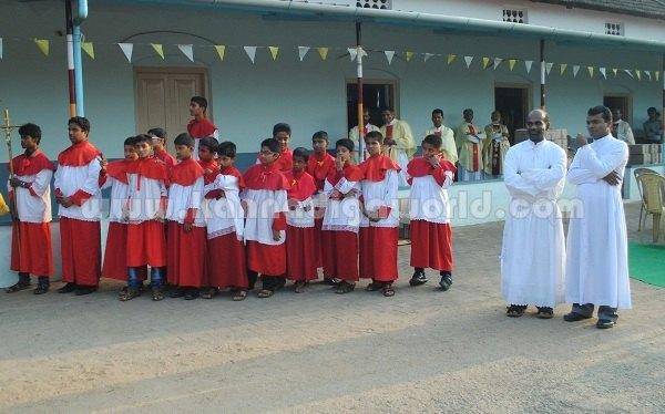 Canonization _ St Joseph Vaz_ Celebration (38)