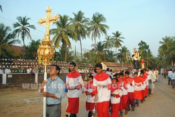 Canonization _ St Joseph Vaz_ Celebration (6)
