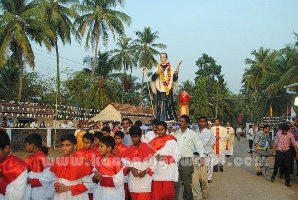 Canonization _ St Joseph Vaz_ Celebration (7)