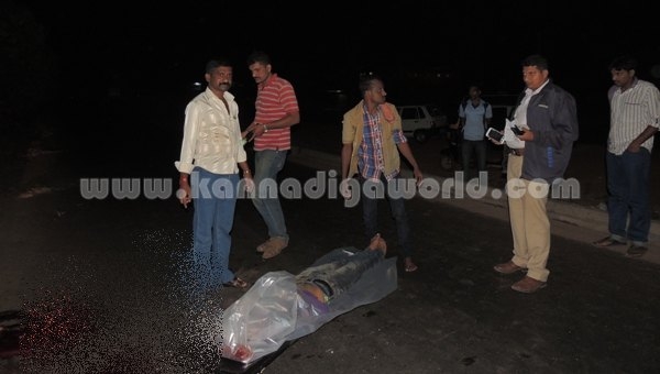 Koteshwara_AccidentYouth Death