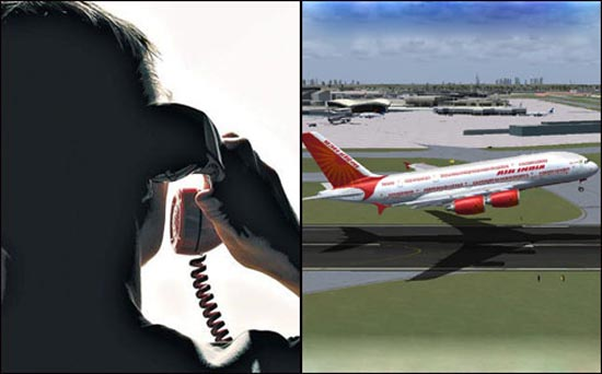 air-india-anonymous-call
