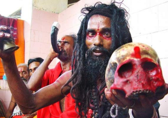 Sons conspire with tantrik, kill Maharashtra woman for