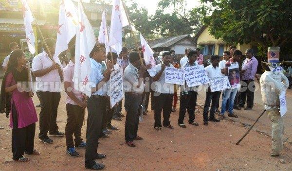 Kundapura_SFI_Protest. (6)