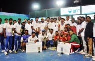 Riffa CC lifted 'Thudar Cup-2015' at Mogaveers Cricket Tourney